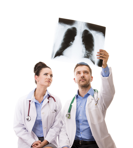 Prior Respiratory Disease Increased Lung Cancer Risk in Patient Study