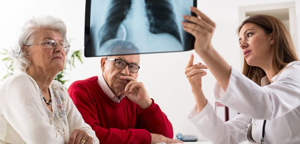 Older NSCLC Patients See Many Doctors, Multiple Medications, in Months After Treatment